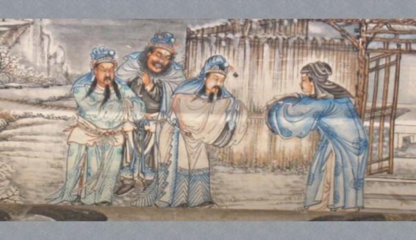 Le général Huang Zhong, la droiture est plus précieuse que la vie