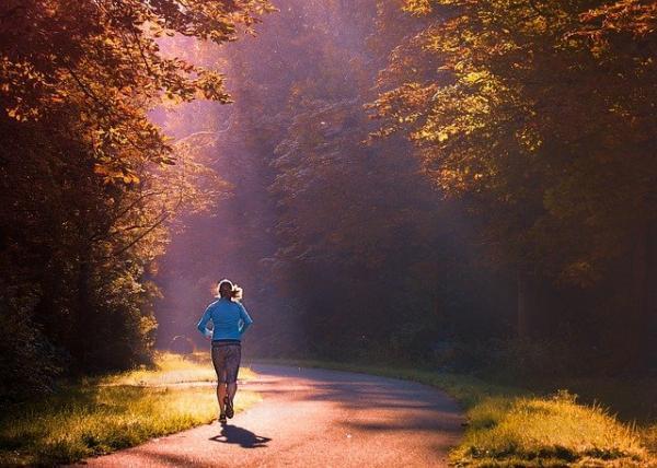 Courir de bon matin renforce le corps et stimule les hormones du bonheur tout au long de la journée. (Image :Melk Hagelslag/Pixabay)