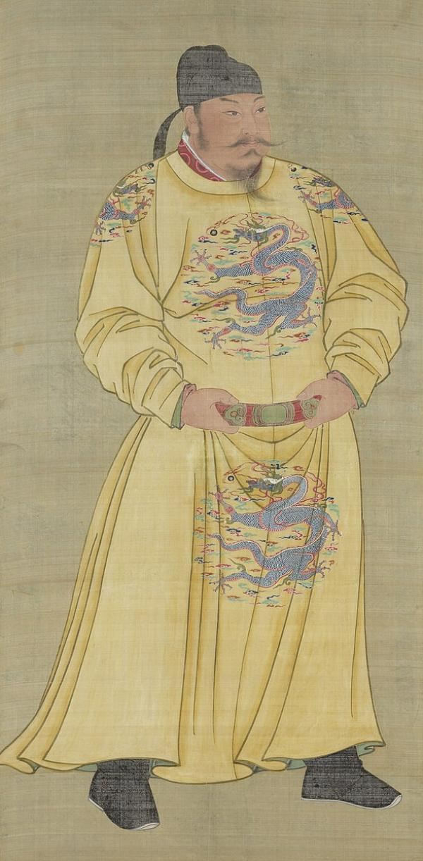 L'empereur Tang Taizong a régné pendant 23 ans et a reçu le nom honorifique de Jingguan. Son nom signifiait «aider le monde et protéger les gens». (Image : Wikimedia / Domaine public)