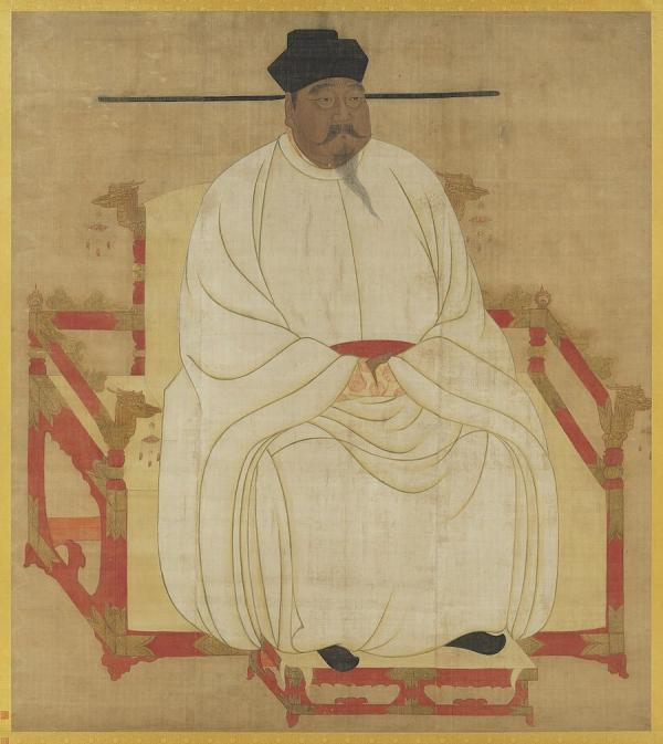 L'empereur Taizu, de son nom personnel Zhao Kuanggyin, a présidé à la fondation de la politique de la dynastie Song. (Image : Wikimedia / Domaine public)