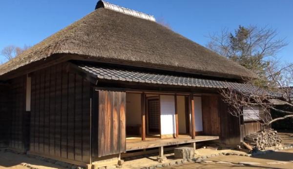Le bois a même été utilisé pour construire les maisons des samouraïs. (Image : Capture d'écran / YouTube)