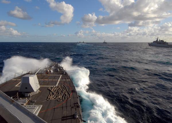 Les informations piratées peuvent donner aux Chinois une idée des capacités militaires américaines. (Image : U.S. Navy/Flickr/CCO / Domaine public)