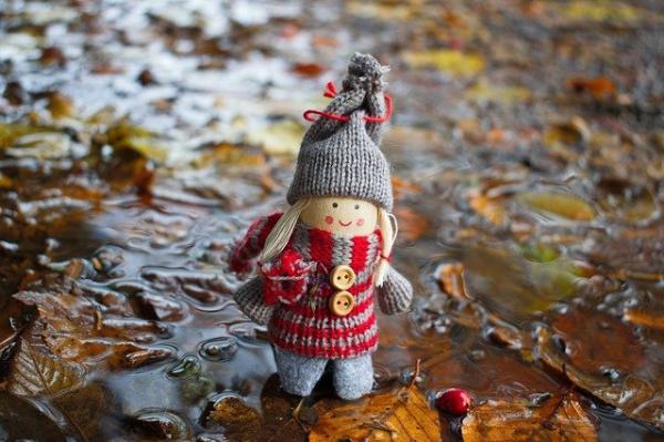 Résister à la pluie et au froid de l'automne