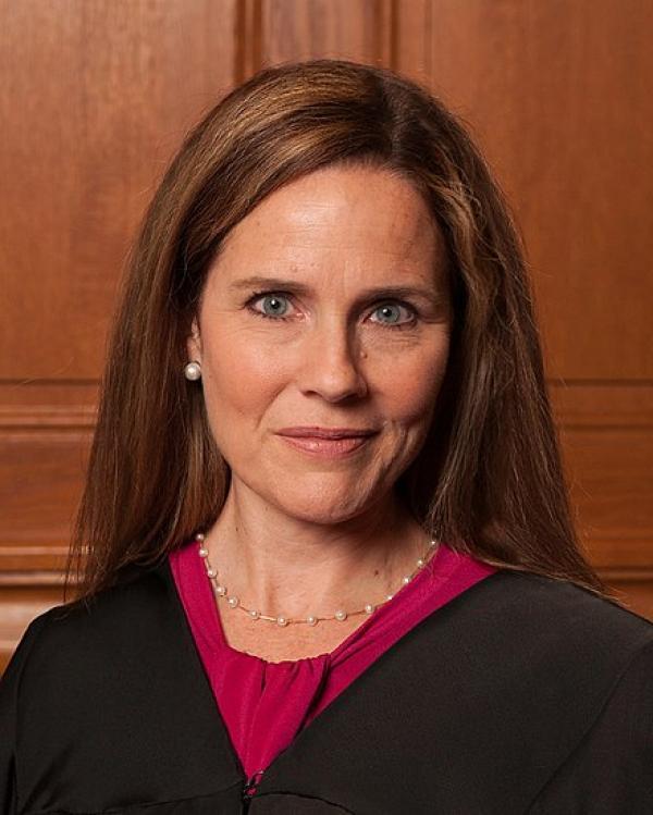 Amy Coney Barret est une juge associée à la Cour suprême des États-Unis. (Image : Wikimedia / Rachel Malehorn / CC BY 3.0)