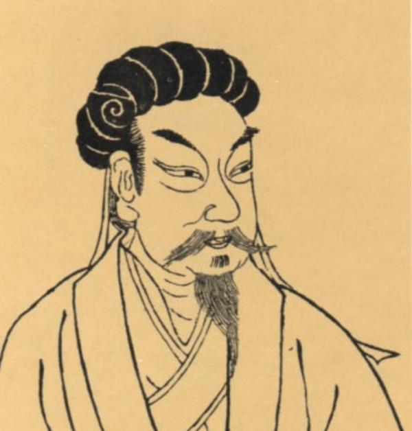 Une illustration de Zhuge Liang tirée du Sancai Tuhui (1609). (Image : Wikimedia/CC0 1.0)