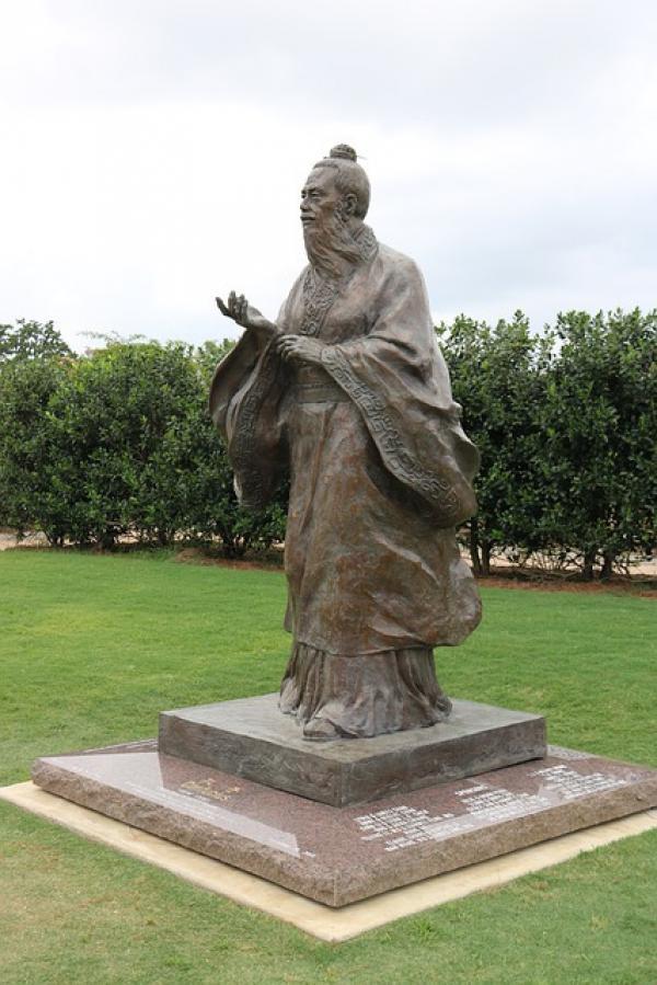 Dans le confucianisme, on considère que la manière correcte de contrôler la colère est de maintenir un état d'esprit neutre. (Image :d Bossarte/Pixabay)