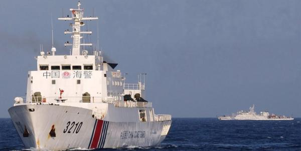 Les garde-côtes chinois autorisés à utiliser des armes