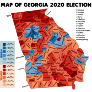 Recomptage des voix en Georgie : Trump proche de sa réélection