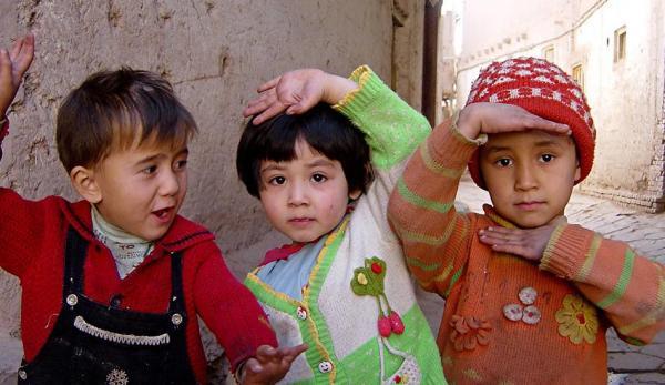 Des enfants ouïghours ont été séparés de leur famille.  (Image :Sherpas 428/flickr / CC BY 2.0)