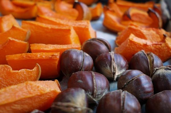 Les vertus de la châtaigne meilleurs fruits secs