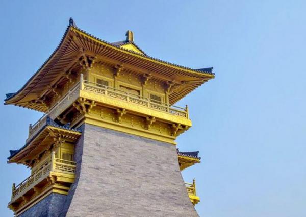 Les temples sous la Dynastie Tang. (Photo : Shenyunperformingarts.org)