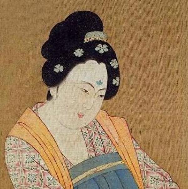 Sous la dynastie Tang, hommes et femmes portaient les cheveux longs. (Photo : Shenyunperformingarts.org)
