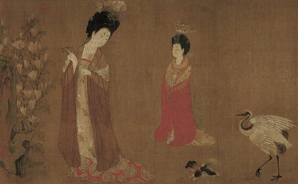 Les vêtements étaient principalement fabriqués en tissu de chanvre. (Photo : Shenyunperformingarts.org)