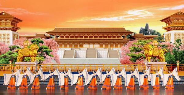 La vie quotidienne sous la dynastie Tang