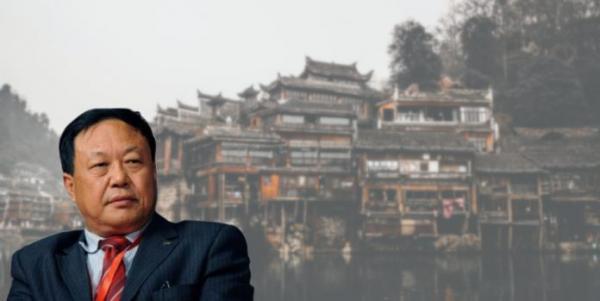 L'entrepreneur chinois Sun Dawu a prédit que sa sincérité et sa détermination le conduirait à une fin tragique. (Image : Vision Times composite)