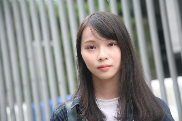 Agnes Chow a demandé à ses alliés de penser à ceux qui ont souffert davantage qu'elle. (Image : wikimedia / Honcques Laus / CC0)