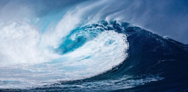 Le mouvement à grande échelle de l'eau et de l'air dans les océans n'est pas inclus dans le modèle. (Image :Pixabay / CC0.1)