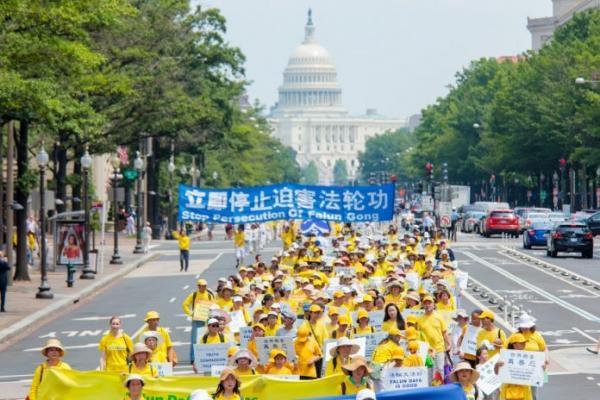 USA: premières sanctions contre la persécution du Falun Gong