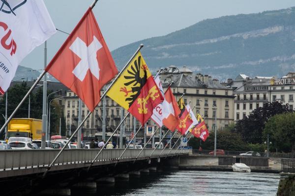 Genève, en Suisse. (Image :495756/ Pixabay)