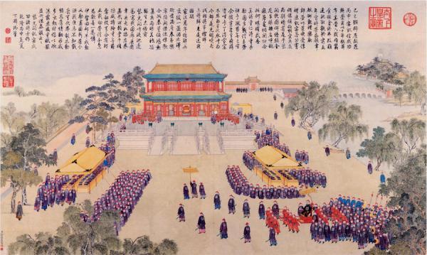Xi Jinping pourrait ne plus être en mesure de contrôler efficacement le vaste appareil qu'est le gouvernement du PCC, ce qui serait un désastre majeur pour le PCC, voire mener à sa disparition. (Image : wikimedia / Domaine public)