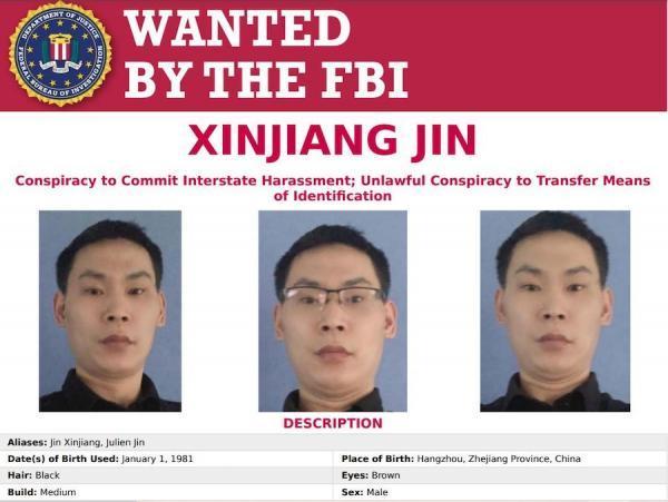 Un employé de Zoom accusé de conspiration en faveur de la Chine