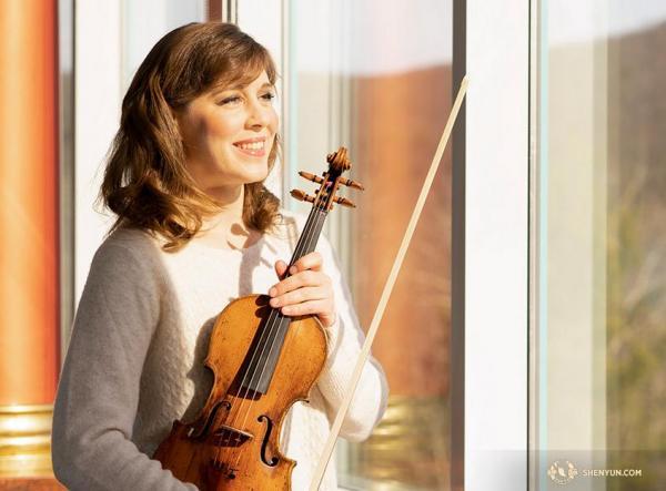 Rencontre avec Astrid Martig, premier violon du SYSO