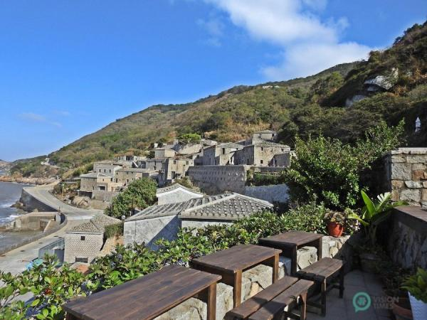 Iles Matsu de Taïwan: maisons traditionnelles en pierre