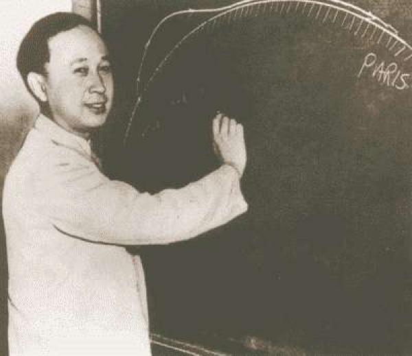 Qian Xuesen, connu comme le «père des vols spatiaux chinois», estimait que «la science du corps humain pourrait conduire à une nouvelle révolution scientifique au XXIe siècle, peut-être une révolution scientifique plus importante que la mécanique quantique et la relativité du début du XXe siècle». (Image : wikimedia / The original uploader was Iflwlou at Chinese Wikipedia / Domaine public)