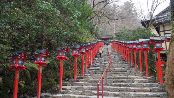 Au Japon, les arbres plantés dans l'enceinte des sanctuaires sont considérés comme des dieux. (Image :vivi14216/Pixabay)