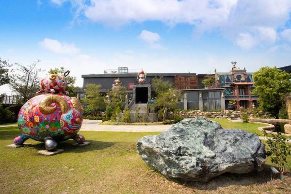La galerie d'art Hung Yi dans le comté de Changhua, au sud de Taiwan. (Image : Galerie d'art Hung Yi)