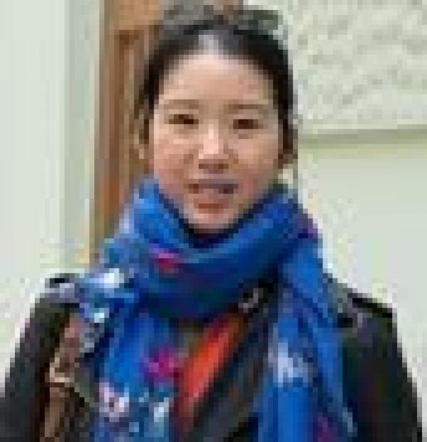 Stéphanie Guo. (Photo : Shenyunperformingarts.org)