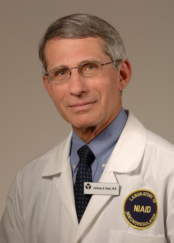 Le Dr Fauci craint que les nouvelles souches du virus ne deviennent résistants aux vaccins. (Image : wikimedia / NIAID / CC BY 2.0)