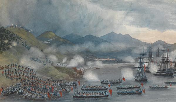 Le grand-père de Nie Yuntai dirigeait l'armée du Hunan et était responsable de toute la gestion financière. (Image :wikimedia/ Edward H. Cree /CC0 1.0)