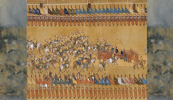 Zeng Gofan a juré à son état-major qu'il ne prendrait jamais d'argent de l'armée. Image :wikimedia/ Xu Yang /CC0 1.0)