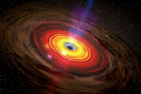 Une récente suggère l'existence possible de « trous noirs incroyablement grands », ou SLABS, encore plus grands que les trous noirs supermassifs déjà observés au centre des galaxies. (Image :Joseph Mucira/Pixabay)
