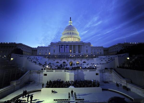 Washington: sécurité renforcée avant l'investiture de Joe Biden