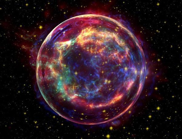 La genèse de l'univers selon la légende chinoise Pan Gu ouvre le ciel et la terre. (Image : 该图片由 / beate bachmann在 / Pixabay /上发布)