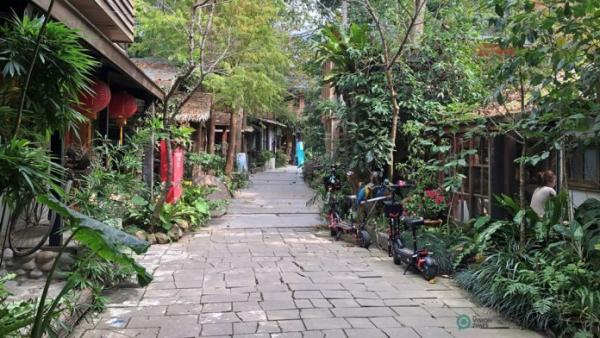 Le Zhuo Ye Cottage est une ferme de loisirs au charme d'antan, située au centre de Taiwan. (Image : Billy Shyu / Vision Times)