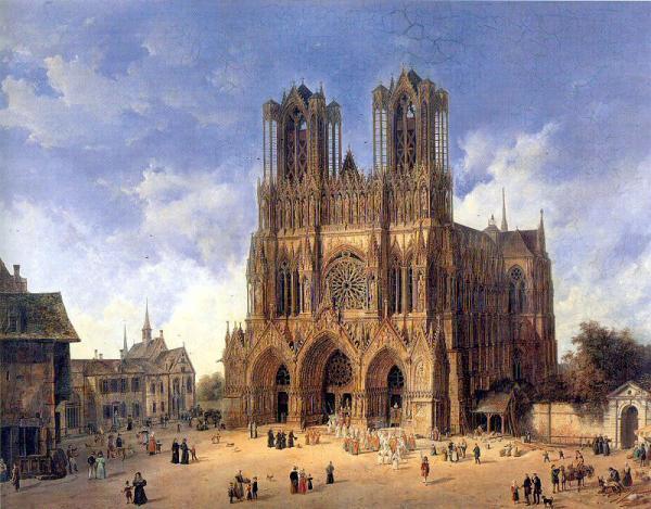 Notre-Dame de Reims : la cathédrale des rois