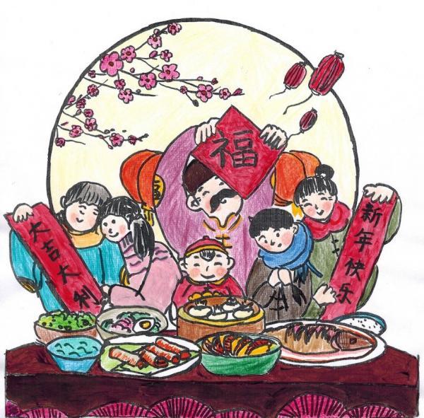 Retrouver les traditions anciennes du Nouvel An chinois