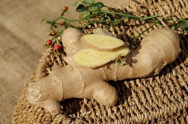 Avec « plus d'une quarantaine de composés antioxydants », le gingembre est considéré comme« une plante très prisée pour lutter contre le vieillissement prématuré de l'organisme ». (Image :Couleur/Pixabay)