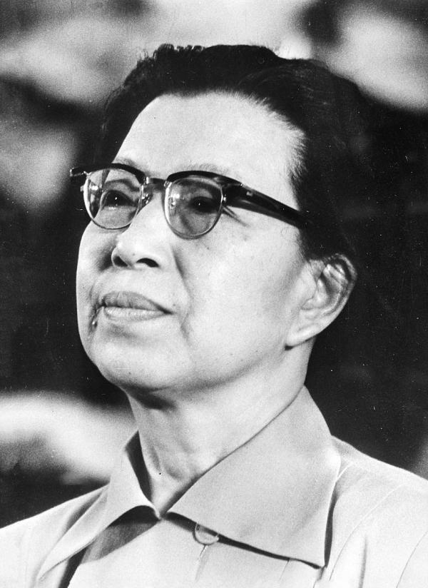 La Révolution culturelle aurait été déclenchée par Mao Zedong, dans le but d'éradiquer les forces dissidentes au sein du Parti, dont la Bande des quatre, composée entre autres de l'épouse de Mao Jiang Qing. (Image : wikimedia / Unknown author / CC BY-SA 3.0)