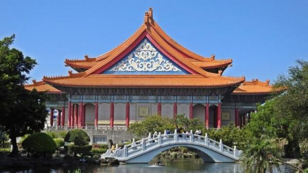 Le Mémorial de Chiang Kai-shek est une attraction touristique emblématique à Taipei, Taïwan. (Image : Billy Shyu / Vision Times)
