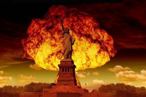 Une trentaine de législateurs démocrates ont signé une lettre demandant à Joe Biden de renoncer à son autorité présidentielle exclusive de lancer des armes nucléaires. (Image :Gerd Altmann/Pixabay)