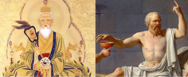 Analogies entre Lao Tseu et Socrate (2/10)