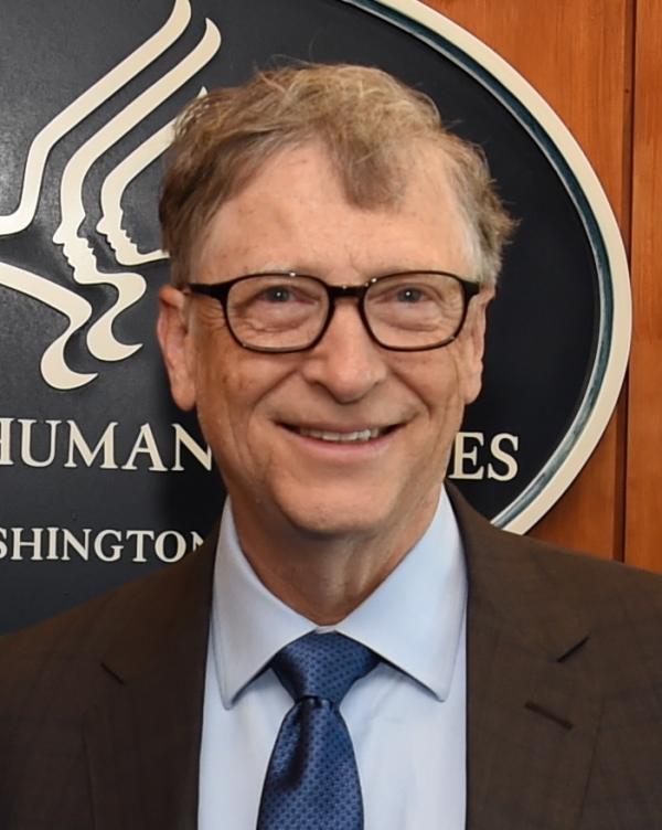 Bill Gates a récemment accordé une interview exclusive à Xinhua, le porte-parole du Parti communiste chinois, faisant l'éloge du plus grand pollueur au monde pour ses déclarations sur la neutralité carbone d'ici 2060. (Image : wikimedia / United States Department of Health and Human Services / Domaine public)