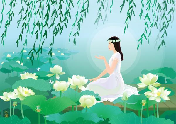 La meilleure prévention est de cultiver simultanément la vertu et le corps. (Image / Minghui)