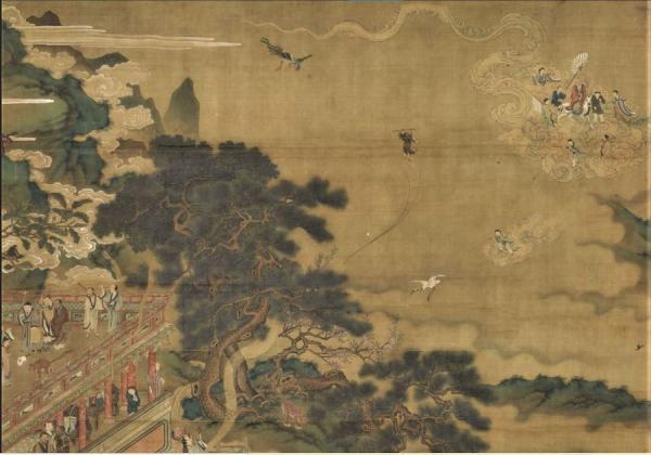 Les secrets célestes derrière le chinois traditionnel (6/14)