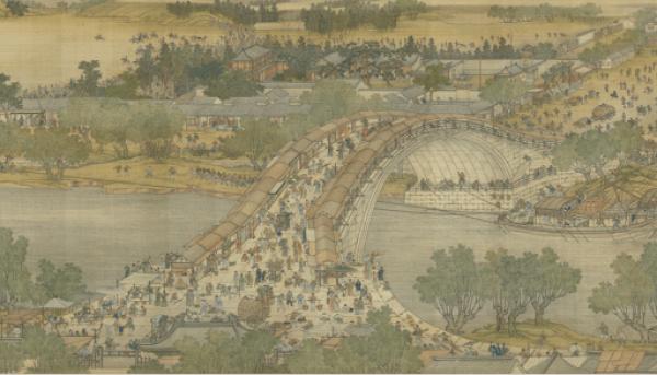 La Fête Qing Ming au bord de la rivière