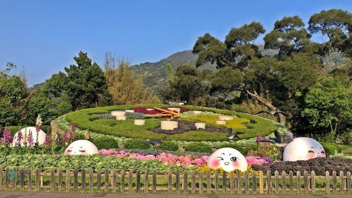Festival des fleurs de Yangmingshan 2021 à Taïwan
